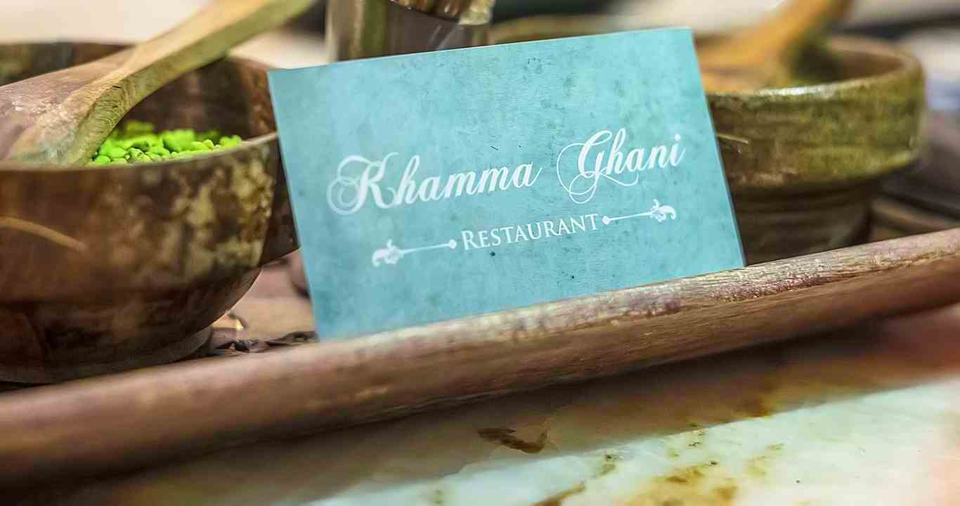 About khamma ghani Restaurant