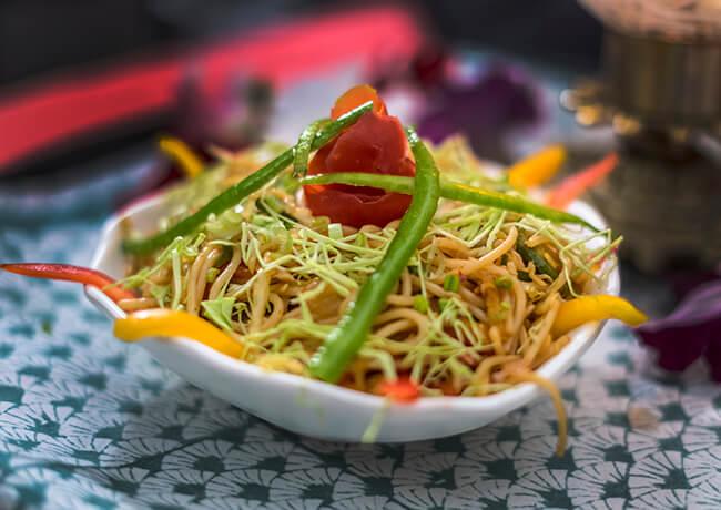 best brunch in udaipur