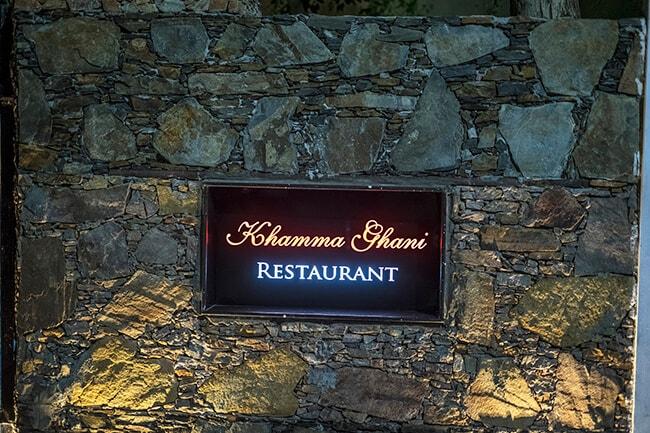 Lakeside Restaurant In Udaipur